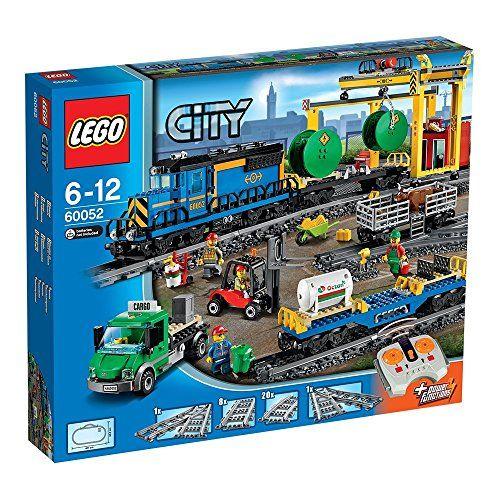Brand New Lego Cargo Train 60052