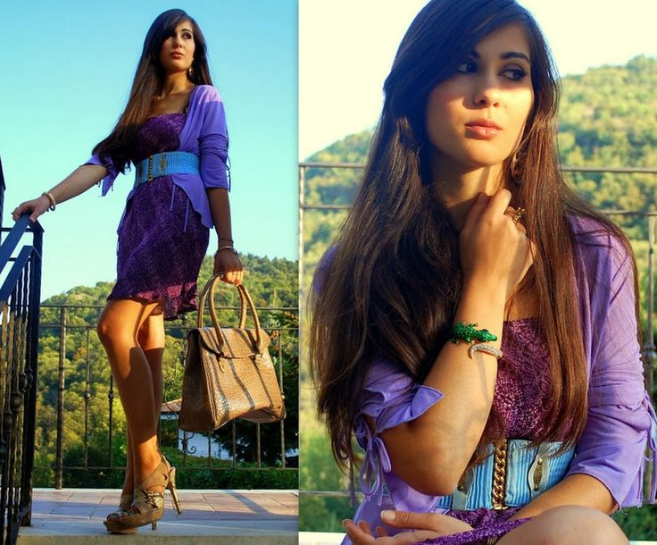 """♥ this look on whatiwear.com by VERONICA_MICIA """"WILD - CHIC"""" http://www.whatiwear.com/look/detail/133656"""