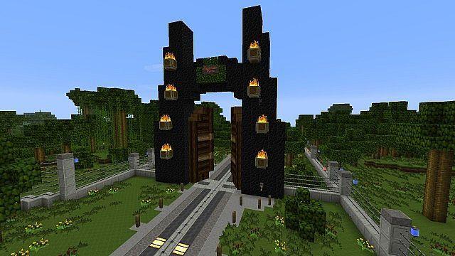 minecraft jurassic park 01