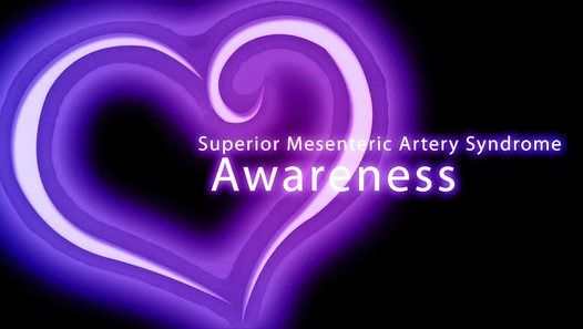 Watch Superior Mesenteric Artery Syndrome (SMAS) Awareness by Joltgnat on Dailymotion here
