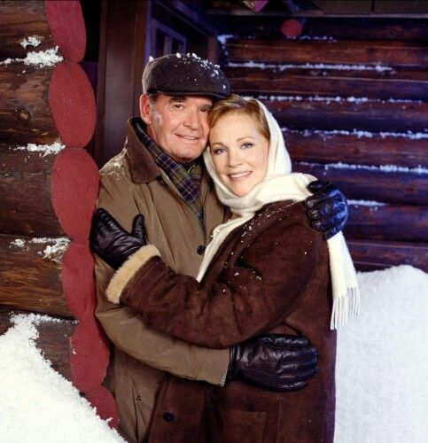 "Julie Andrews and James Garner In ""One Special Night"""
