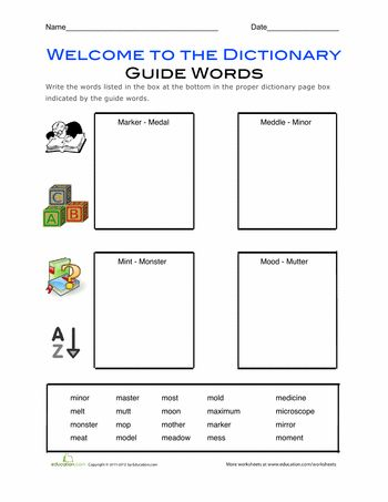 Printables Dictionary Skills Worksheets 1000 ideas about dictionary skills on pinterest worksheets alphabetizing