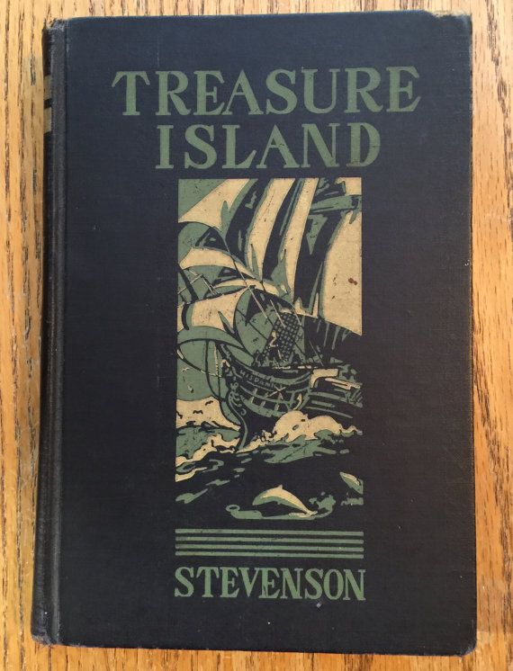 Treasure Island Book Review