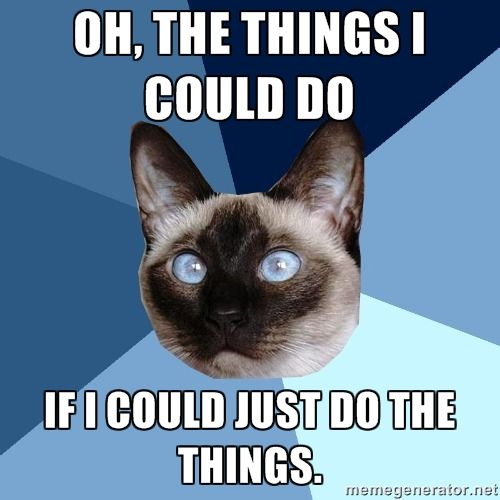 36ef869f0c852d881aab9b9584d305c2 siamese cats invisible illness best 25 headache humor ideas on pinterest chronic migraines,Stereotype Meme Chronic Illness