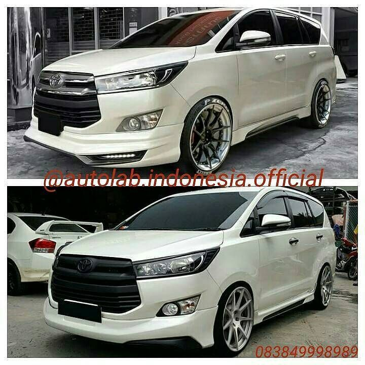 bodykit all new kijang innova perbedaan toyota yaris trd dan heykers stancenation indonesia year special price only 1 75 juta reborn model ativus