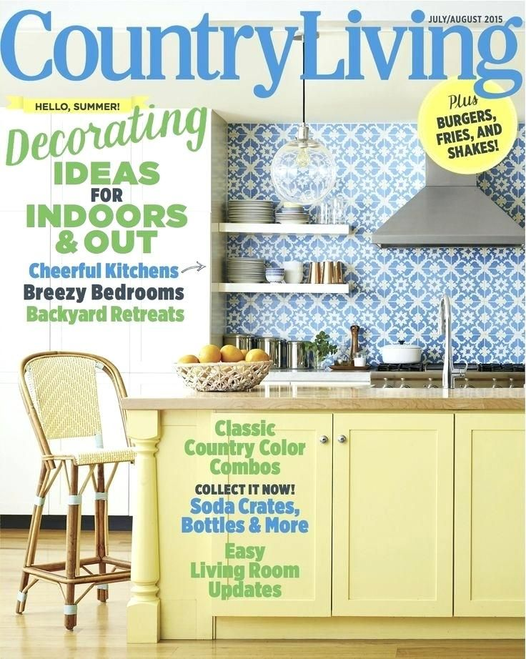 Country living magazine giveaways