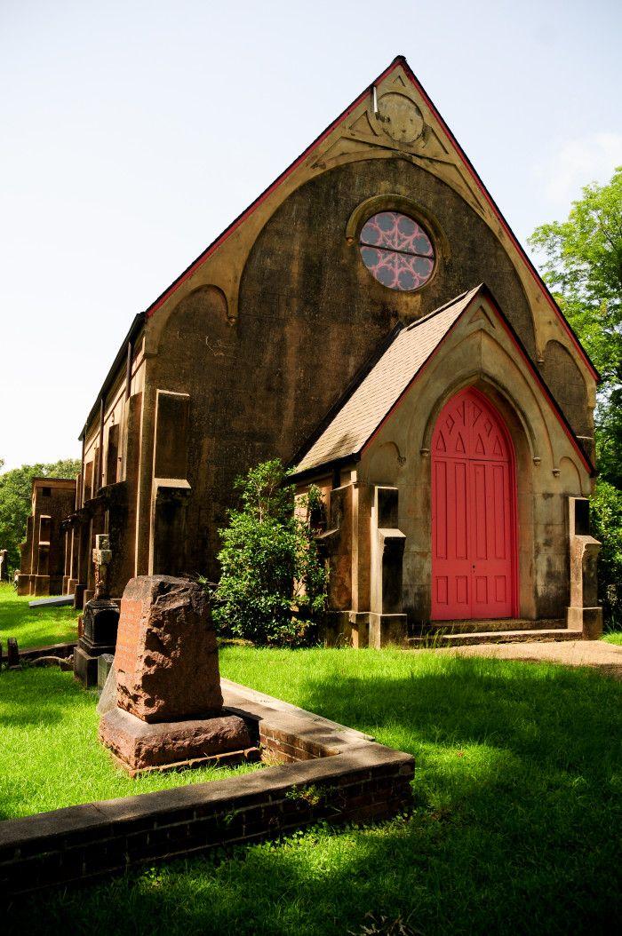 Christ Church, Church Hill