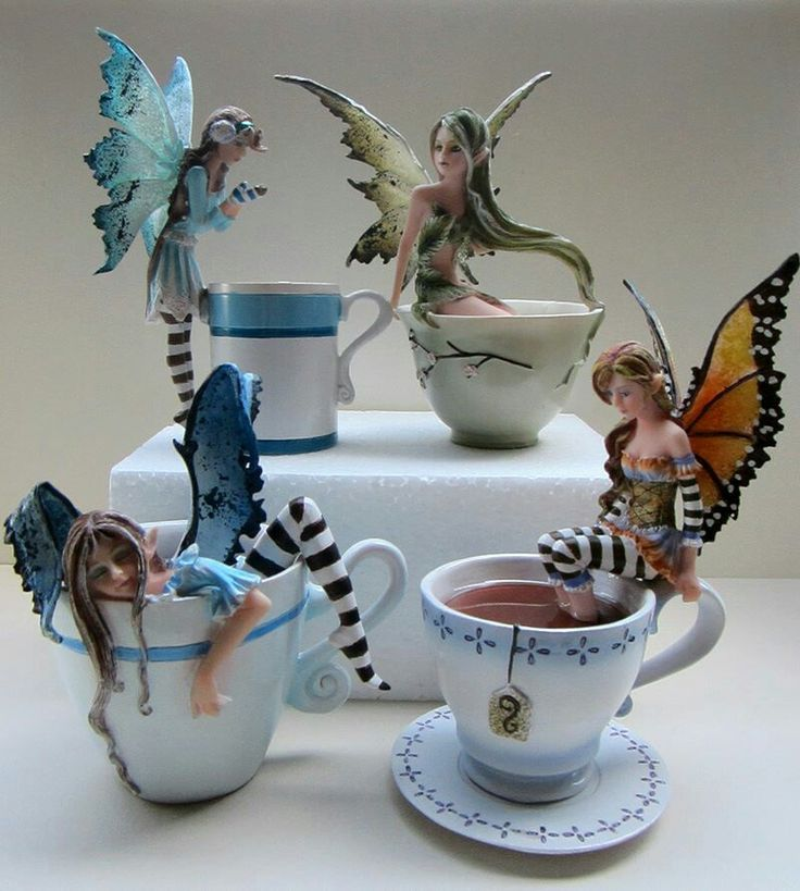 WANT!!! Amy Brown fairies