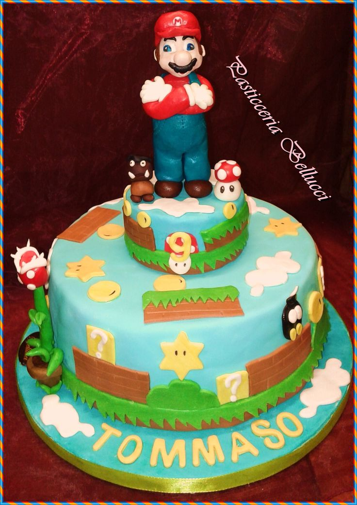 10 best torte compleanno bambini images on pinterest for Torta di compleanno per bambini