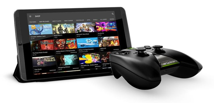 Tablette Nvidia Shield K1