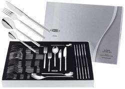 Stellar Rochester Polished 44 Piece Cutlery Gift Box Set