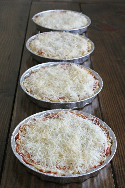 On Sunday I made a double batch of my favorite baked spaghetti recipe to bring to a few mamas that could use a night off from cooking. I lo...