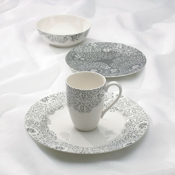 Marchesa by Lenox Marchesa Lace Dinnerware | Bloomingdale's