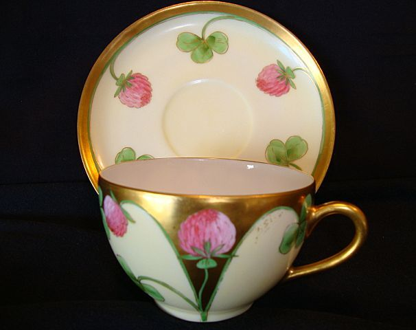 Limoges teacup