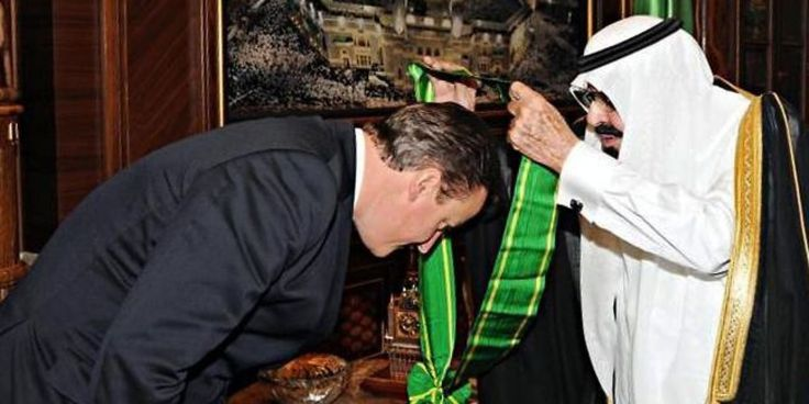 Jeremy Corbyn 'Bow' Row Rages On As Owen Jones Piles In With Stinging Blow At Cameron's Nod To Saudi King