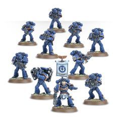 'Space Marine Tactical Squad