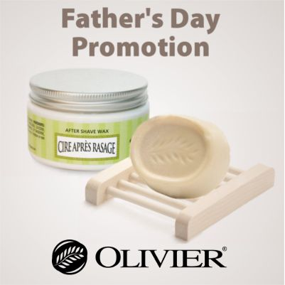 Designed for men to hydrate skin. This Father's day exclusive offer gives you a taste of our great men's products. Natural. Masculine. Gentle. Exclusive offer until June 21st, 2015.