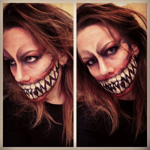 31 best Witch face painting images on Pinterest | Make up ...