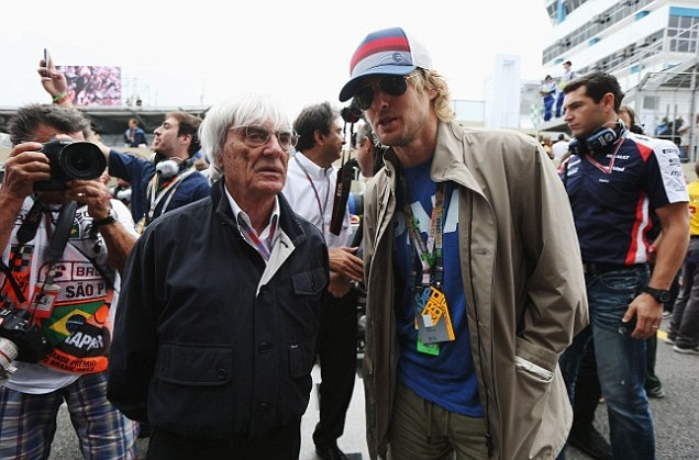 Bernie's too old! Ferrari chief blasts Ecclestone with latest barb in Vettel title row    Read more: http://www.dailymail.co.uk/sport/formulaone/article-2242185/Bernie-Ecclestone-blasted-Ferrari-chief-Sebastian-Vettel-title-row.html#ixzz2E3z5Cp6r