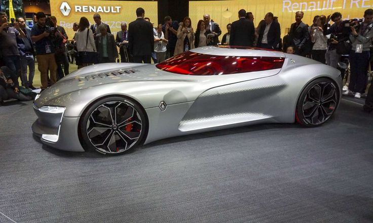 Renault Trezor Concept - Perry Stern, Automotive Content Experience