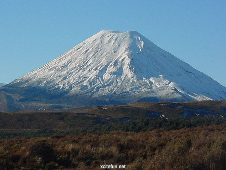 Mount Ruapehu Eruption   Mount Ruapehu New Zealand Wallpapers