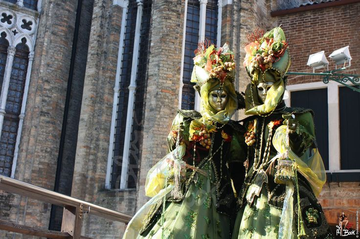 Venezia - Carnevale 2012 - Foto del 17.02.2012 - Foto D.V.