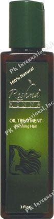 Reshma Henna 100% Natural Oil Tretment Thinning 3oz  PK-RES00328