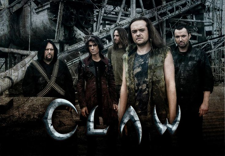 Claw (Metal Post-Apocalyptic) http://swissmetalbands.ch/band/claw