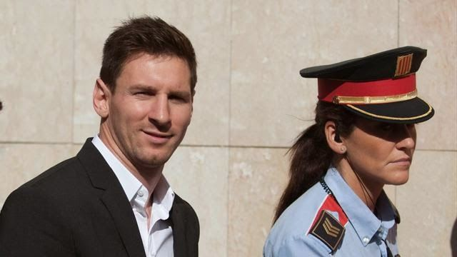 The Legend Lionel Messi: Lionel Messi uses two companies in the UK for tax ...