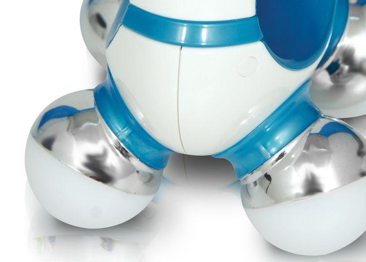 Mini Masajeador Glow x 4 - Wellness   GA.MA Italy Argentina
