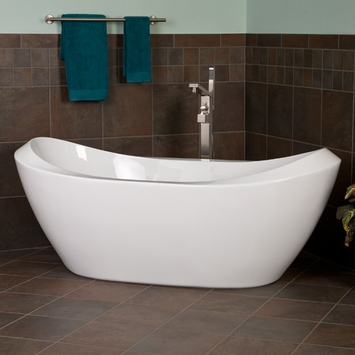 32 best craftsman interiors images on pinterest for Best acrylic tub