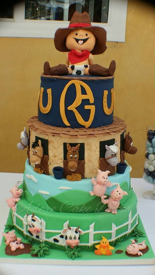 17 Best images about Cakes! Heroes and Cowboys on ...