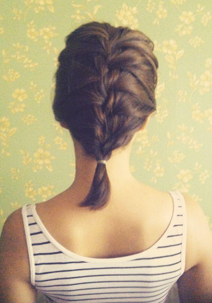 simple braid.