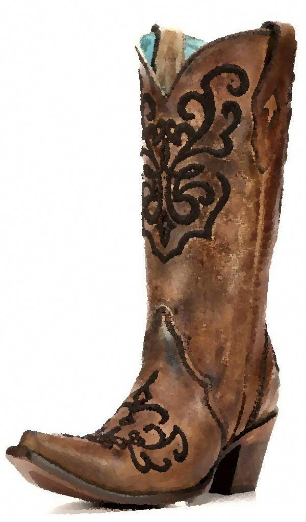 676589cfd18 Fashionable cowboy girl boots for the modern women of today. Going ...