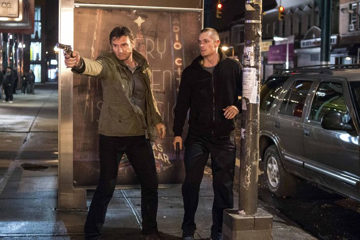 Liam Neeson y Joel Kinnaman tienen una noche para correr, para vivir, para morir... Padre e hijo tienen... #UnaNocheParaSobrevivir