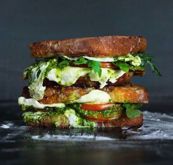 All of the grilled cheese ideas, EVER. Must try some of these! Esp. the ones with avocado. NOM NOM NOM!!!