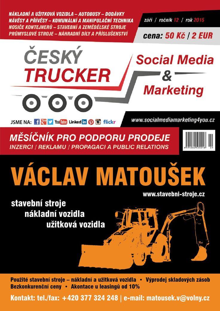 Český Trucker září 2015