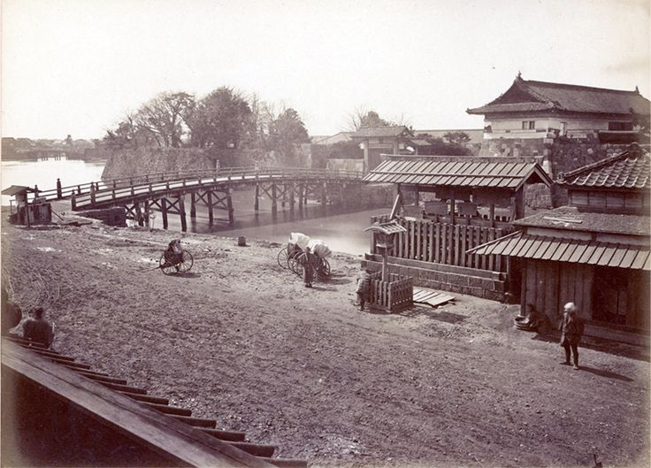 江戸城 常盤橋門 edo castle   /the gate of Tokiwa