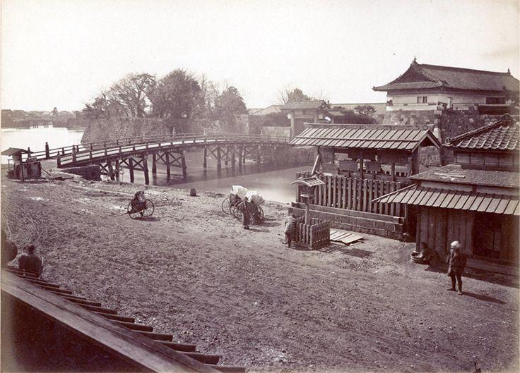 江戸城 常盤橋門 edo castle   /the gate of Tokiwa