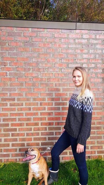 Good Pieces In Life: Norjalainen villapaita - Norwegian sweater