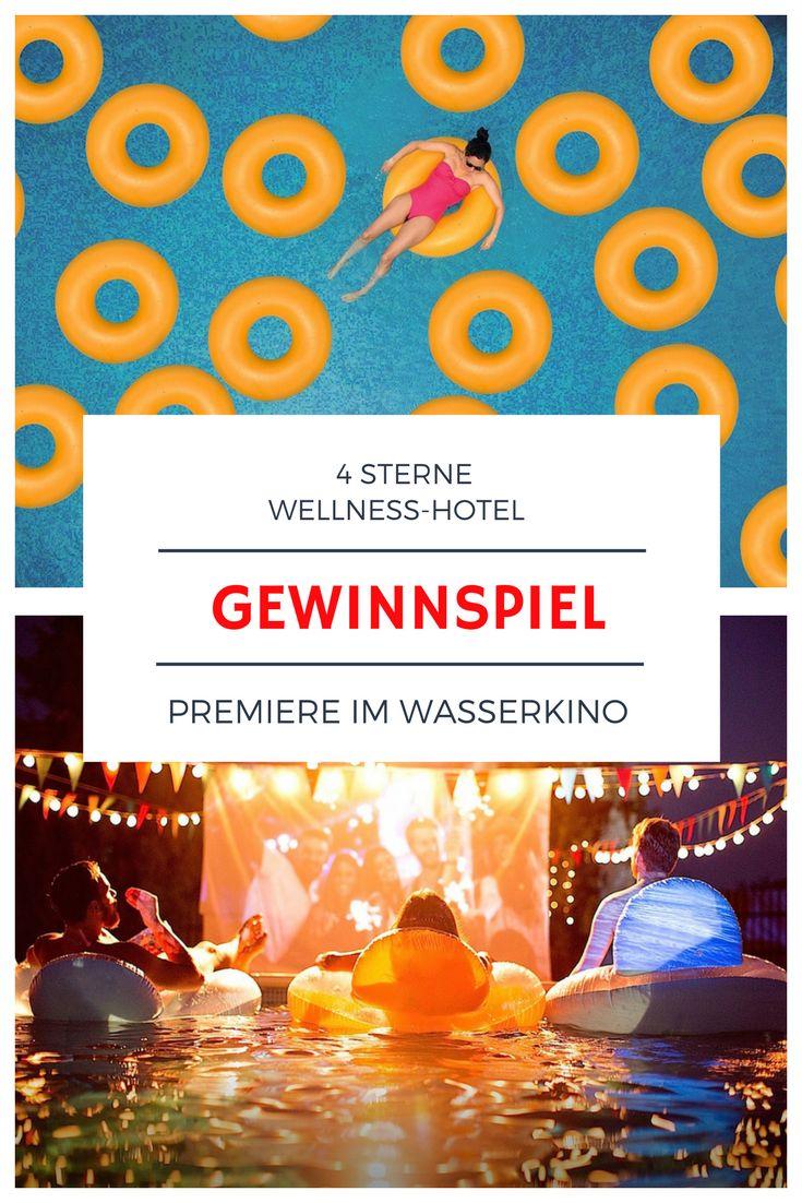 DAS LEBEN, WIE ES SEIN SOLL!! Ihr könnt 2 Nächte in einem top Wellness-Hotel im Sauerland gewinnen. Plus Premiere im Wasserkino, Party-Event und zahlreichen Gutscheinen. Alle Details im Blog!
