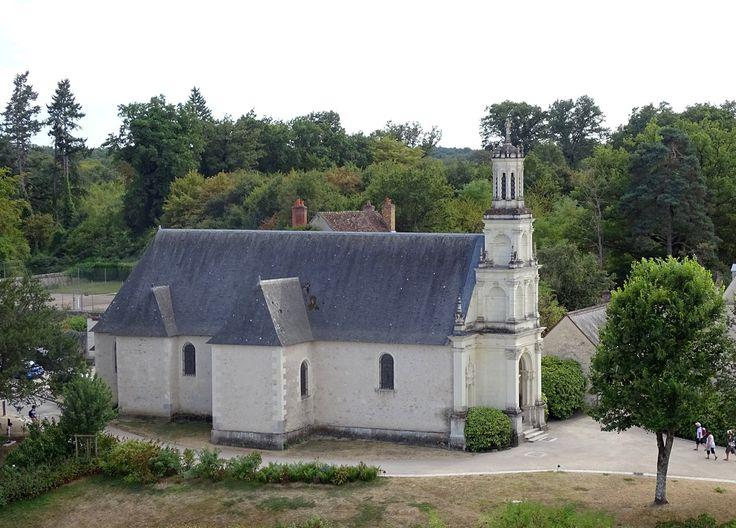 Eglise Saint Louis, Chambord