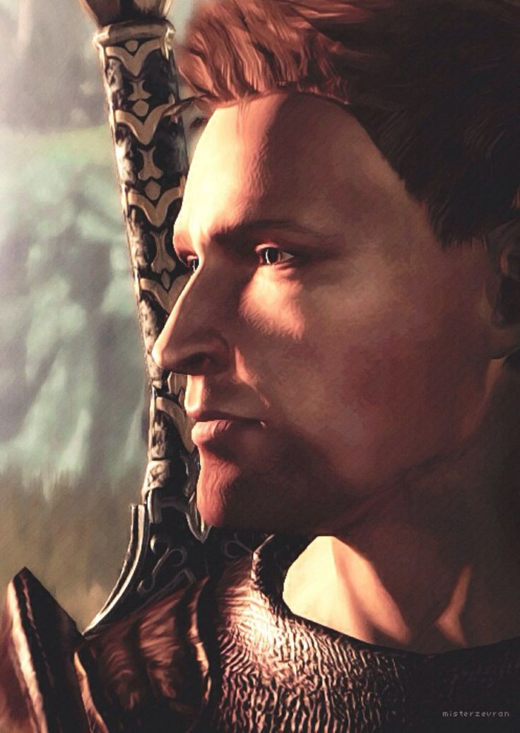 Dragon Age: Origins. Alistair. No matter how charming Zevran is, I always fall for the bastard king.