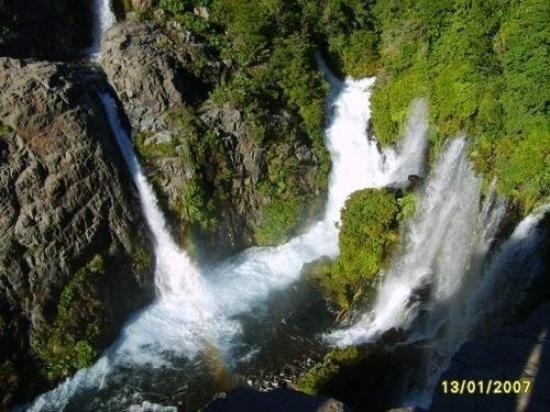 Falls in Concepción - Chile
