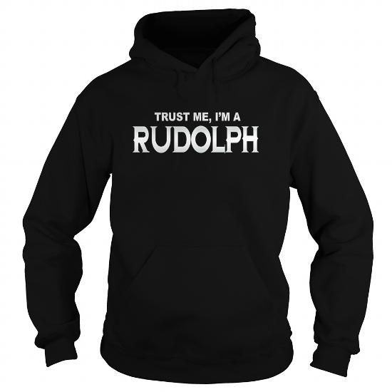 I Love Trust Me I am Rudolph - TeeForRudolph Shirts & Tees