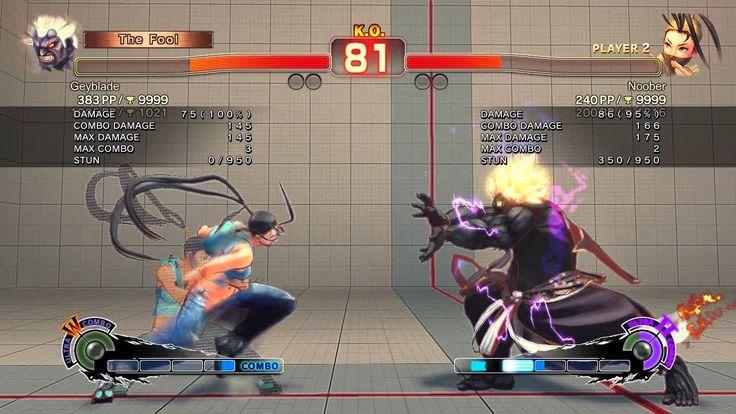 Ultra Street Fighter IV battle: Ibuki Ha Soto #USFIV #USF4 #Steam
