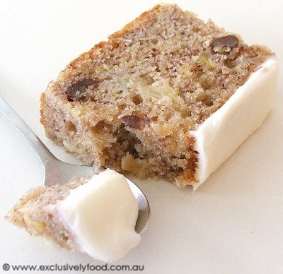 Banana Cake Exclusively Food