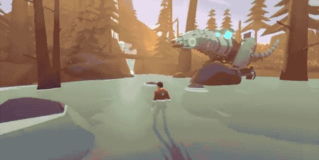 BulletVille - stylish low poly action platforming hero shooter that blends Overwatch and Horizon: Zero Dawn! #gaming #games #indiegame #indiegames #free #indie https://www.alphabetagamer.com/bulletville-beta-sign-up/