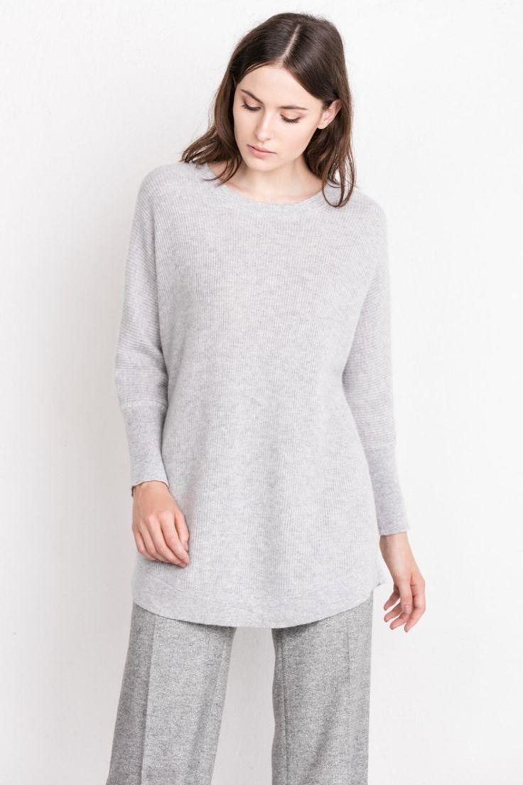 Grey total look