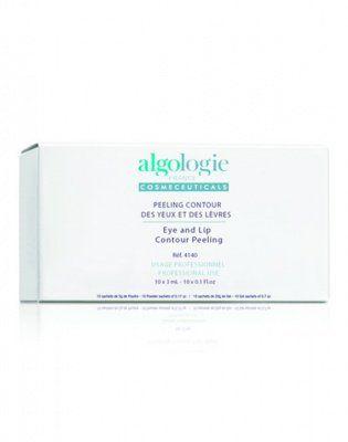 Химический пилинг для контура глаз Algologie, 3 мл.*10 шт. от Algologie